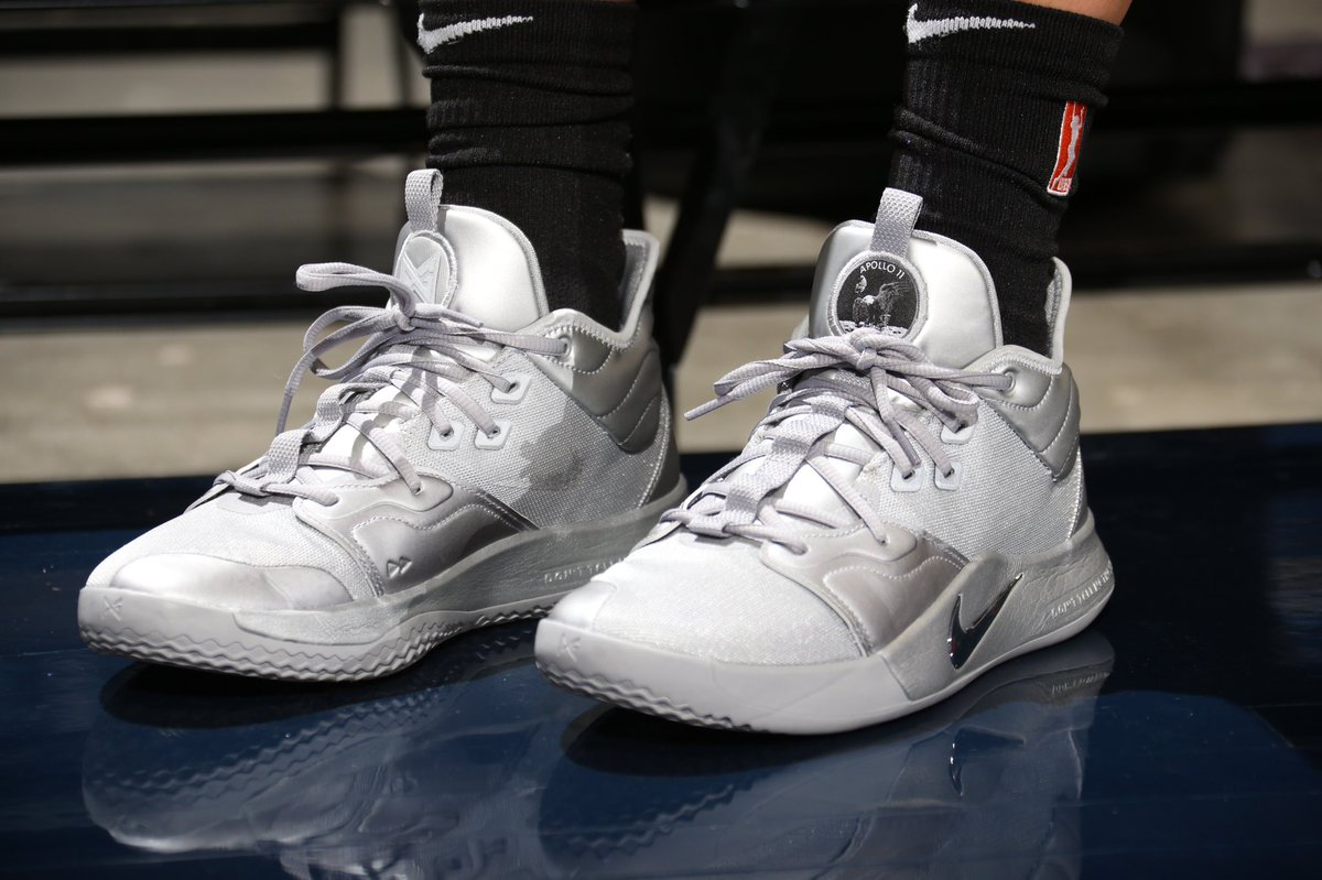 pg 3 apollo 11 Kevin Durant shoes on sale