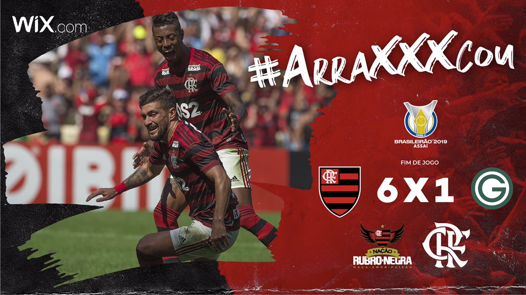@Flamengo's photo on Gabigol