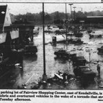 Image for the Tweet beginning: #OTD (7-14) in 1992: Kendallville,
