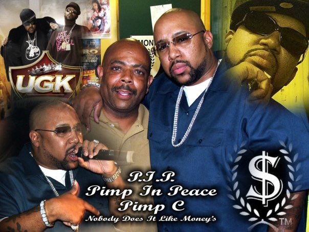 """Pimp C. & George Willis Jr. / G. Money Tribute to a Hip Hop Legend.  Pimp C. R.I.P. My Brother!  Your Legend Lives On!!!!  JD Entertainment Inc.  Joe Douglas, Chief Executive  George Willis Jr., Lable Executive  Artists & Booking, Office: (404) 408-8788 #GeorgeWillisJr <br>http://pic.twitter.com/VmFd6tDRLw"
