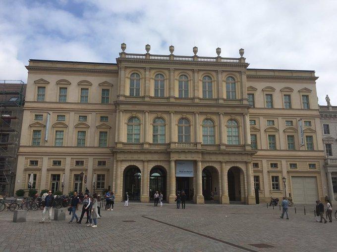 Palast-MuseumBarberini mit grandioser, neuer Ausstell