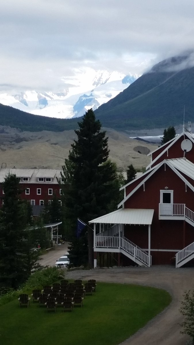 OK Friends! I will be on hiatus, #offthegrid for this coming week. We're heading to the cabin and then to Kennecott Mine for the week. Will post pics throughout today, then I will see you Friday! #AKChickenChick #Alaska #alaskaliving #alaskalife