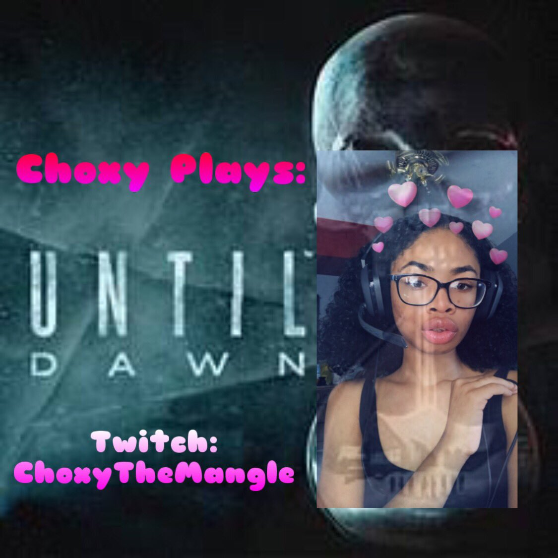 Tune in! Starting in 20!!  #YouTube #Youtuber #Twitch #twitchstreamer #twitchtv #TwitchAffiliate #GirlGamer #GamerGirl #Gaming #Games #VideoGames #Playstation4 #Playstation #PS4 #playstationnetwork #UntilDawn