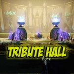 Image for the Tweet beginning: The Tribute Hall -