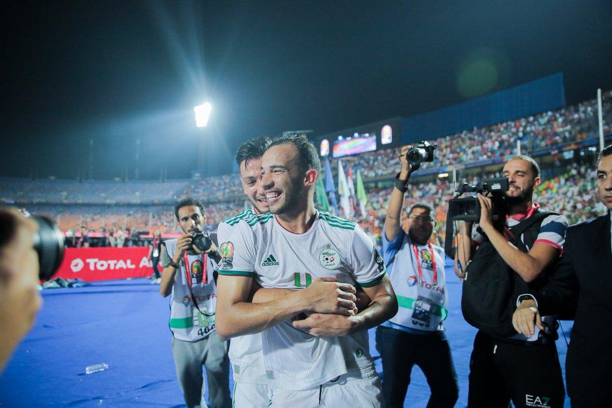 КАН-2019. Алжир - Нигерия 2:1. Финал благодаря Марезу - изображение 2
