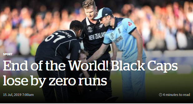 From the home page of the New Zealand Herald: