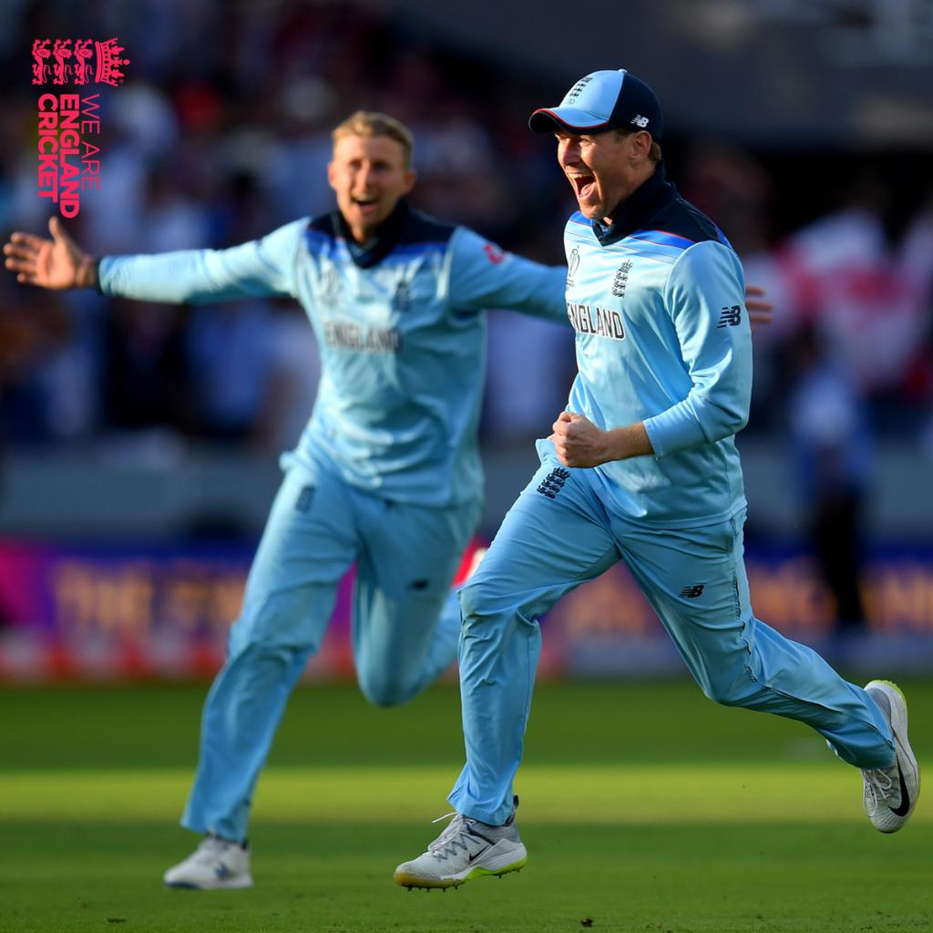 Any plans for tomorrow? Why not come and celebrate with the team at the Kia Oval?Join us from 10.30am!Sign up here: http://ms.spr.ly/6012TzSEg #WeAreEngland #CWC19 #ExpressYourself