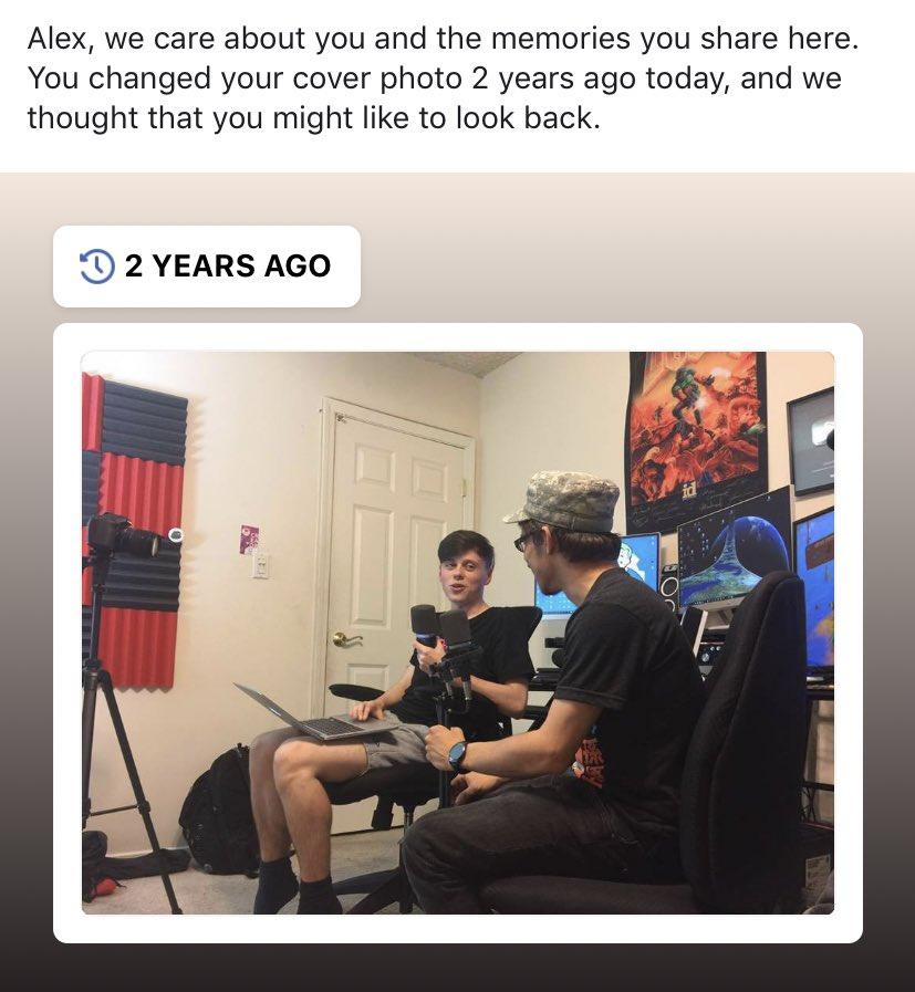 2 years, 1 hat. @ChrisRGun
