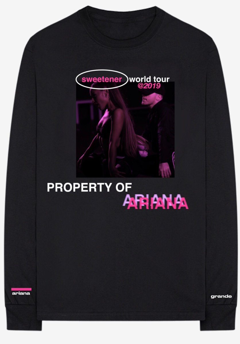 @ArianaGrande hire me to be your merch designer  #ArianaGrande #thankunext <br>http://pic.twitter.com/1h4Xm4Jwsa