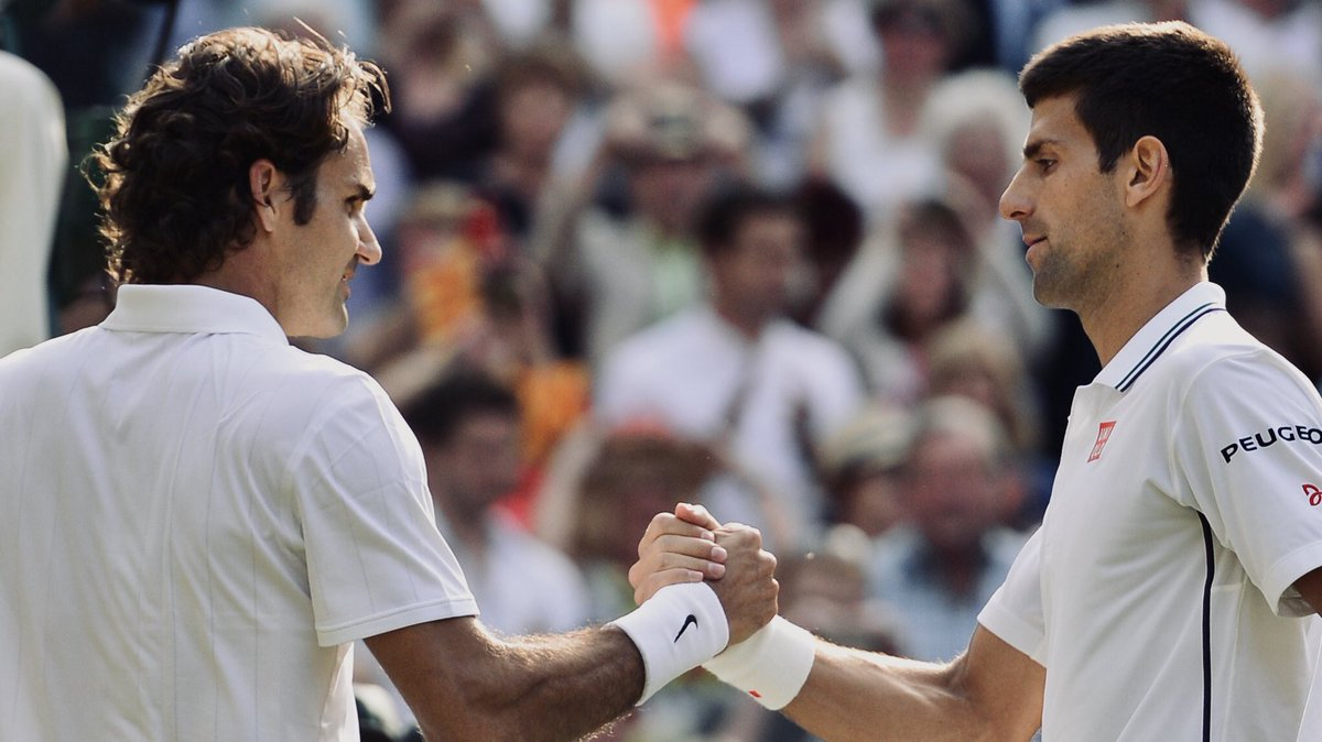 These two are giving us the match of our life time!!! #WimbledonFinal