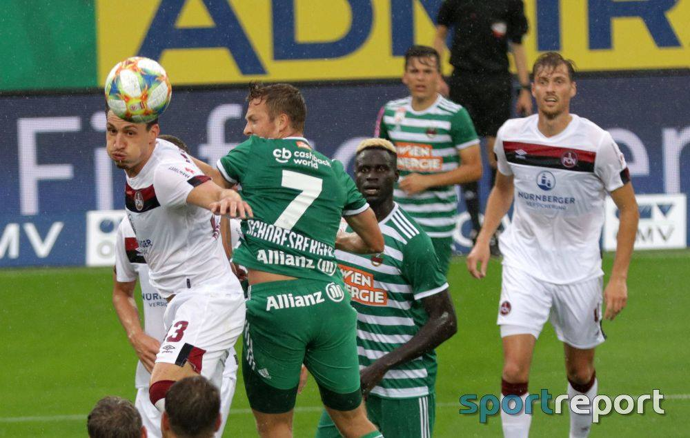 Rapid, Rapid Wien, 1. FC Nürnberg, #SCRFCN, #SCR2019