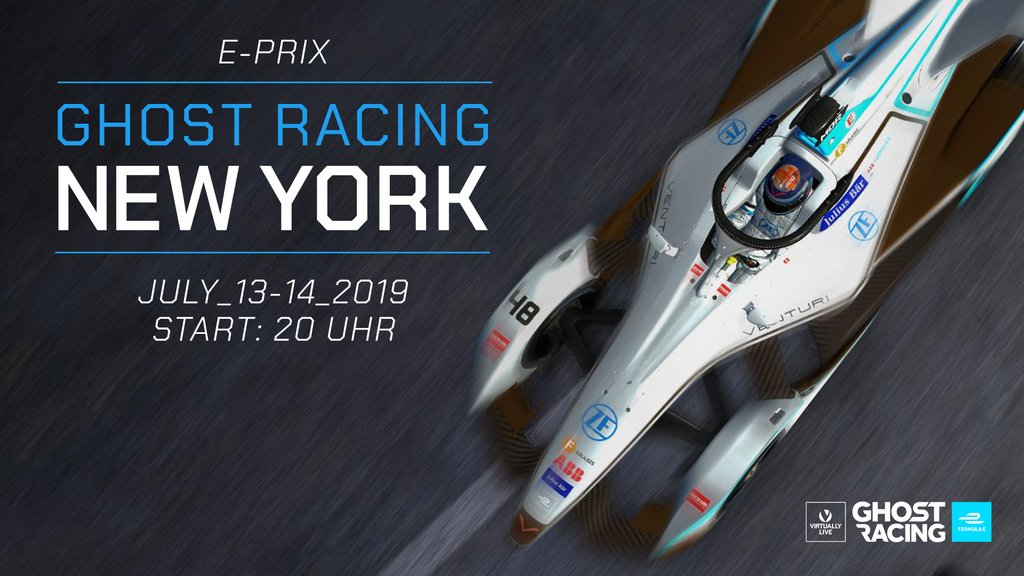 WIR SIND LIVE! twitch.tv/esportfactoryDE Wir spielen @virtuallylive Ghost Racing: Forumla E und treten LIVE gegen die Starter aus New York an! GET THE APP: apple.co/2NQdvVd / bit.ly/2IQTtqv