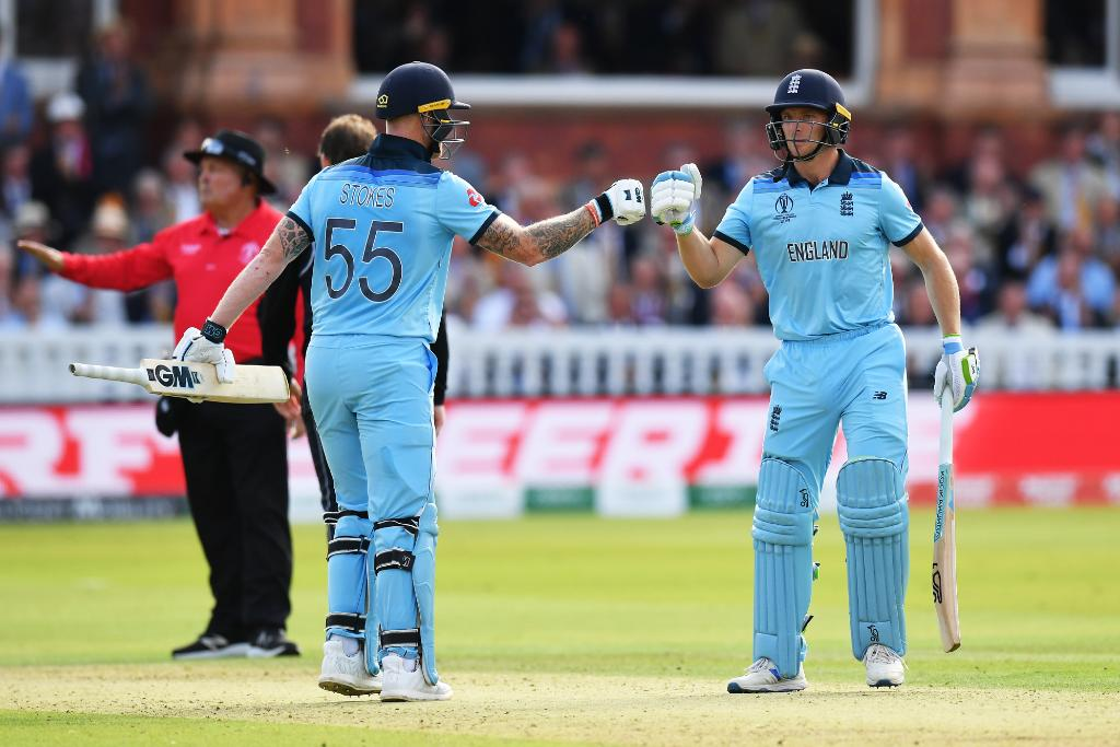 After India, #England becomes the Second Cricket Team to win #CricketWorldCupFinal at Home