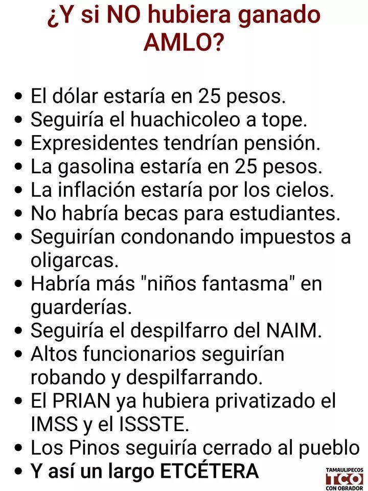 RT @SinlineaMx: Y sí, un largo etcétera... #AMLOLujoDePresidente https://t.co/vB3neyZos3