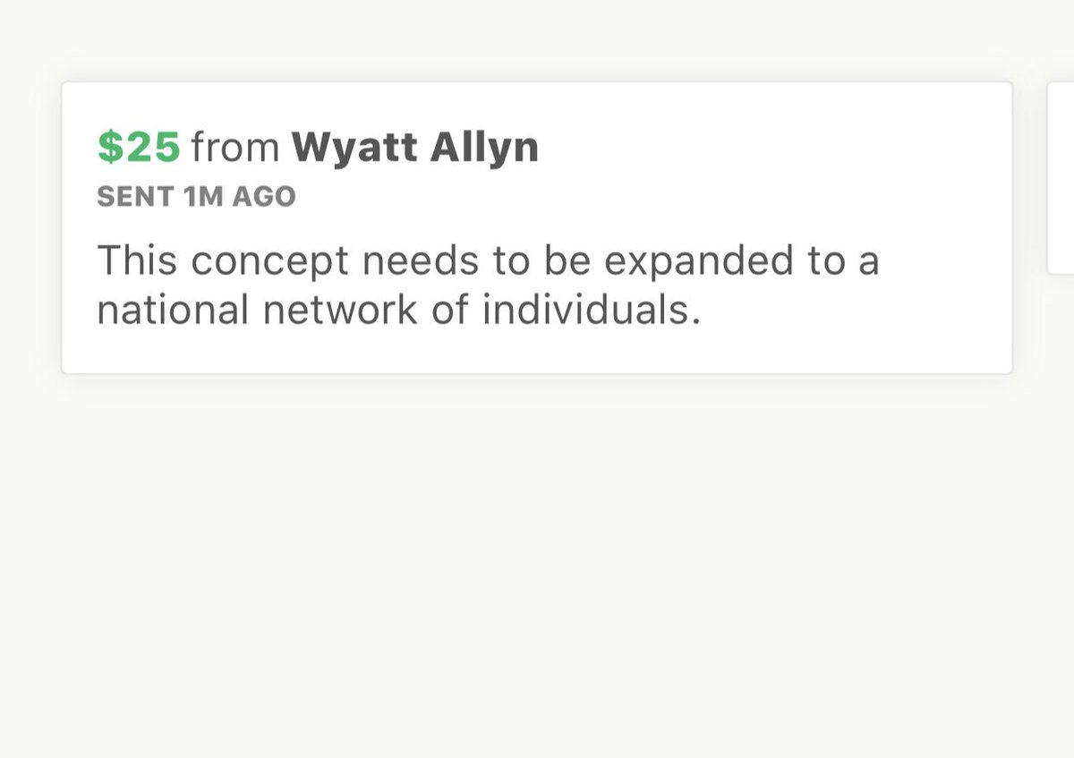 Wyatt Allyn. THANK YOU. Donate for a repost Solutionarys. Gofundme.com/BlackGunsMatter #BlackGunsMatter #MarchToOneMillon