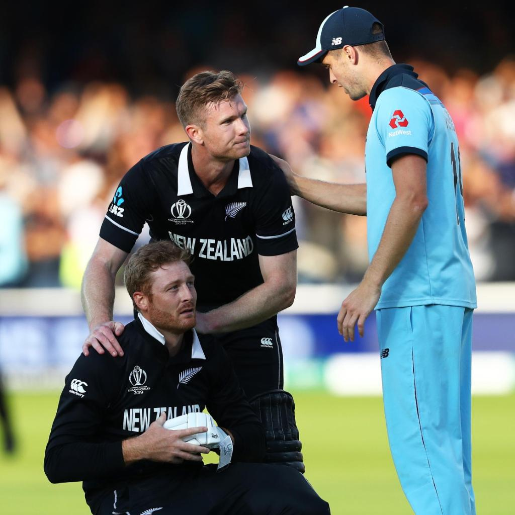 Cricket World Cup On Twitter One Winner But Two Champion