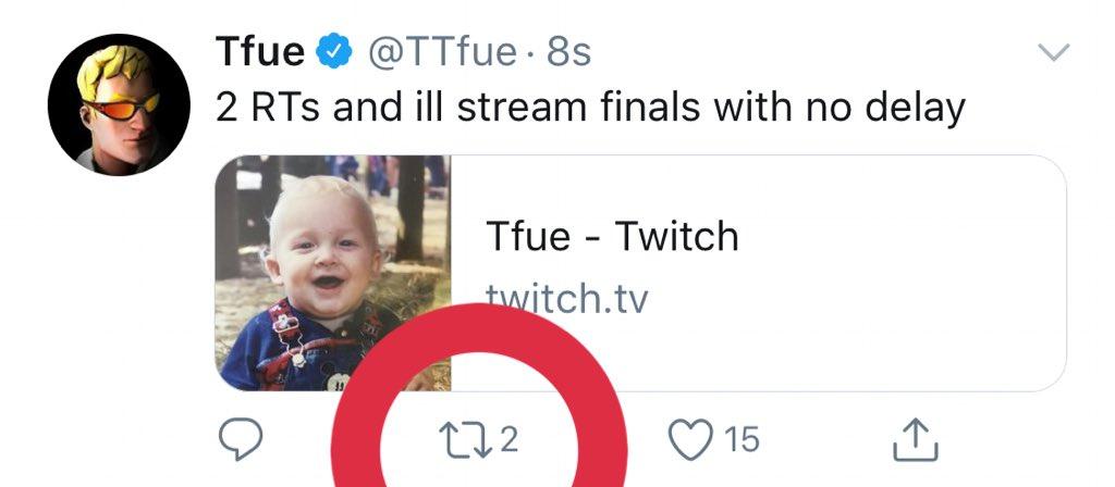 Tfue on Twitter: