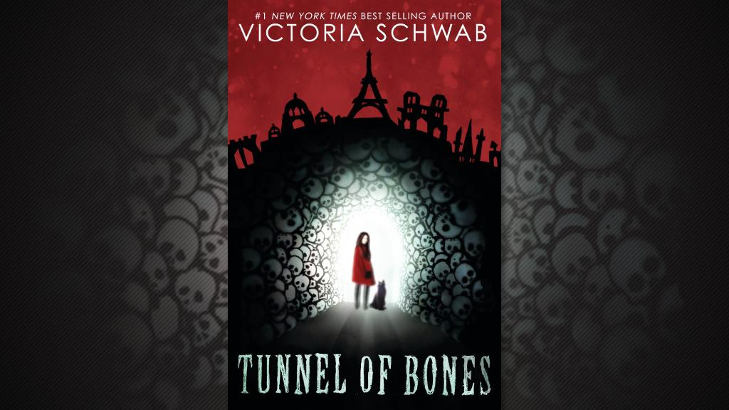 When Cassidy Blake awakens a frighteningly strong spirit in @veschwab's #TunnelofBones, she'll have to rely on her still-growing skills as a ghost hunter to save the city of Paris! Enter for a chance to win a galley: http://bit.ly/2Nqao5Y  On Sale 9/3.