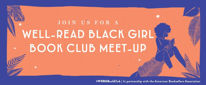 Did you know that @wellreadblkgirl founder @guidetoglo and @ABAbook have partnered to bring #WellReadBlackGirl book club meetings to indie bookstores nationwide? 😍 Find a @wellreadblkgirl book club near you! indiebound.org/well-read-blac…