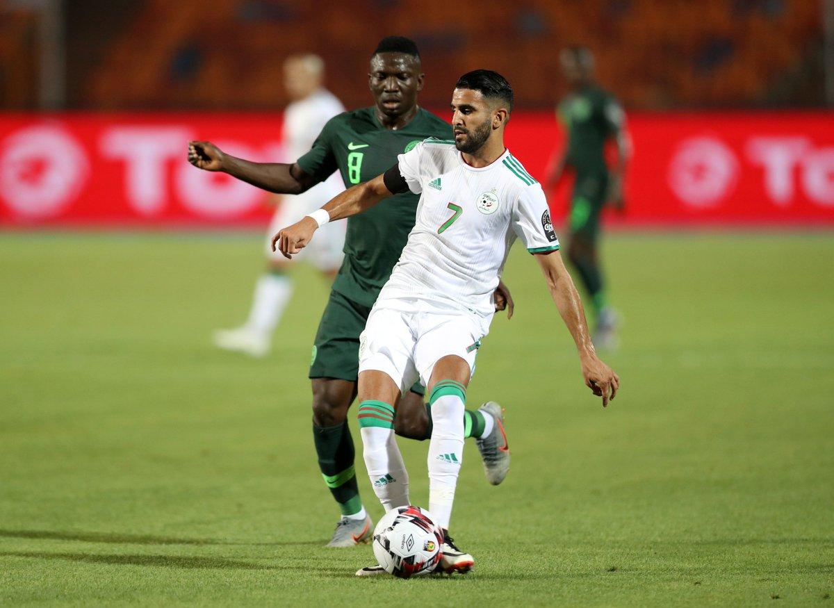 КАН-2019. Алжир - Нигерия 2:1. Финал благодаря Марезу - изображение 1