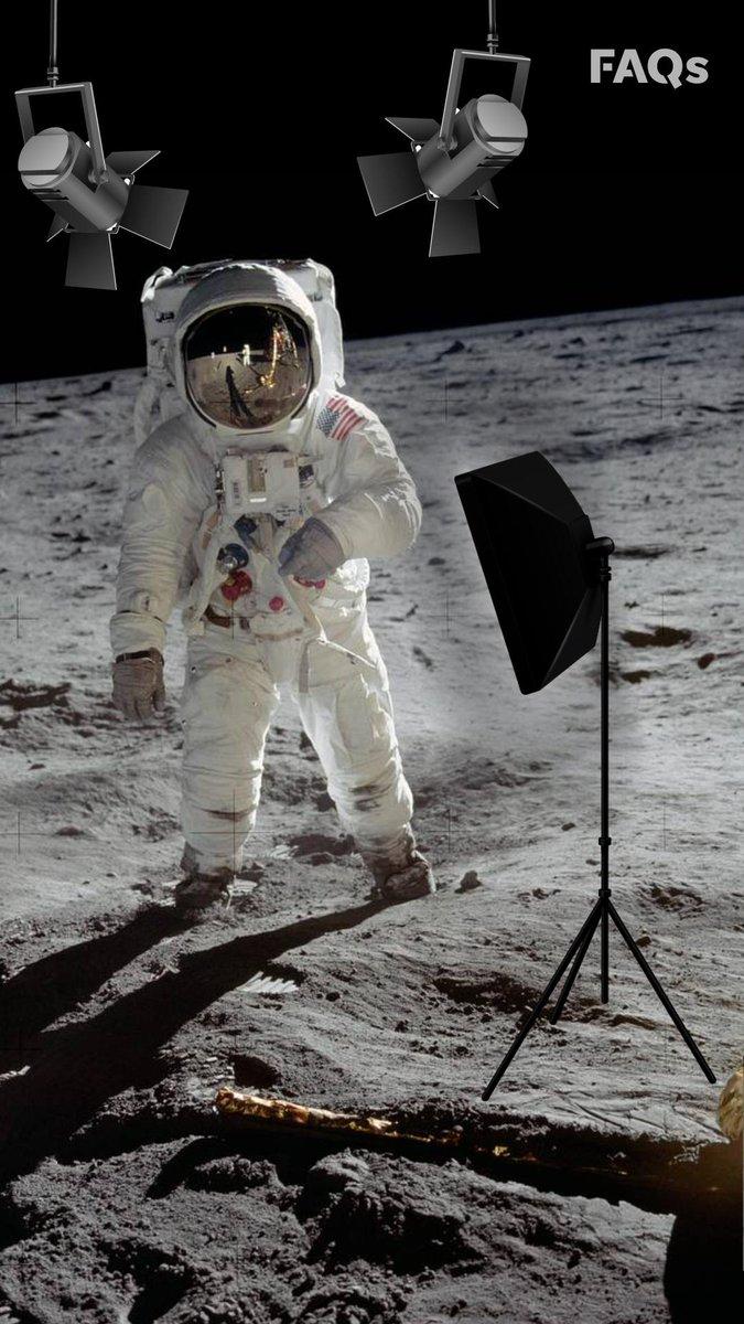 Neil Armstrong, Buzz Aldrin, Moon Landing | Baaz