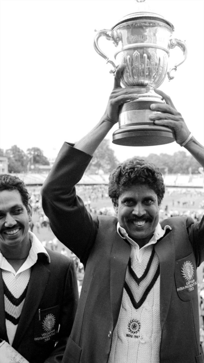 Picture se hi khus ho lo Friends 🏏❤️#CWC19 #1983worldcup #2011worldcup