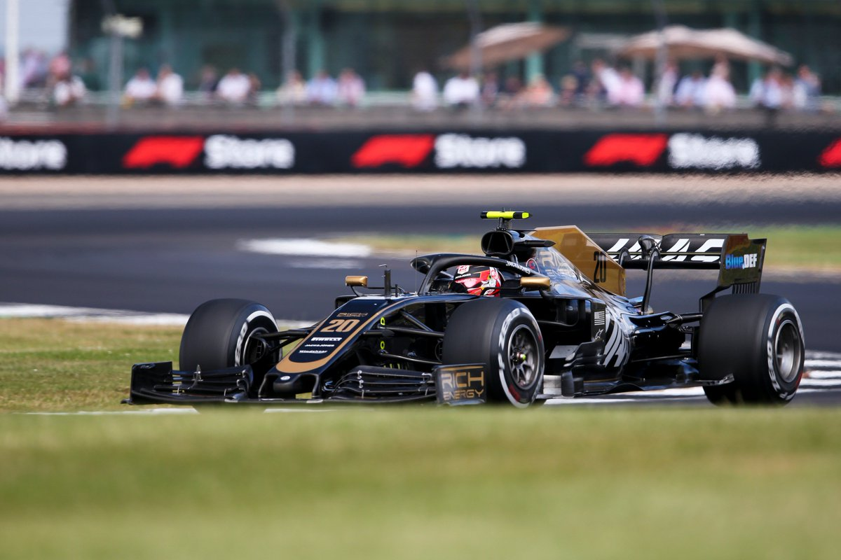 A recap of our #BritishGP, including reaction from Guenther, Romain and Kevin.  Read here 👉http://bit.ly/2YVW9r2