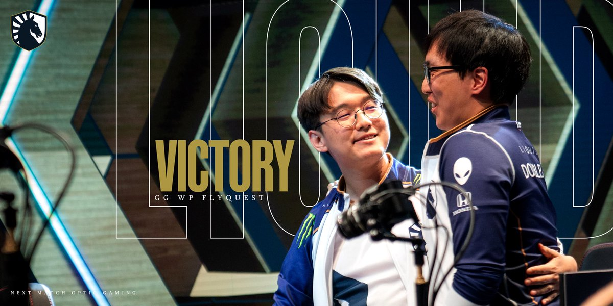 2-0 weekend for NA's best duo to   keep us in first  GG @FlyQuest!<br>http://pic.twitter.com/QjIhv4g02u