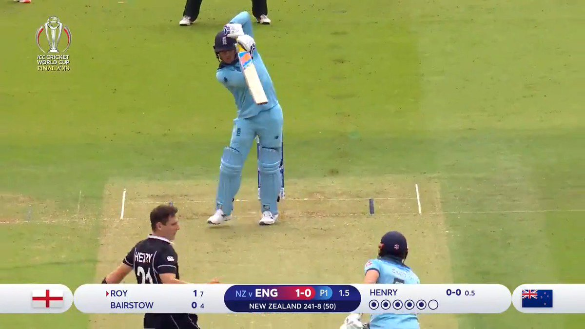 RT @ICC: 👇🏼 The boundaries England hit  #WeAreEngland | #CWC19 | #CWC19Final https://t.co/sYQk3lnTRV