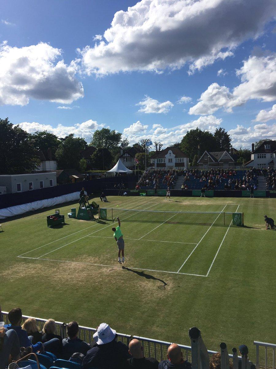Six weeks, three tournaments, two Murrays and the @TennisPodcast What a cracking grass court season! @Wimbledon @QueensTennis @SurbitonRFC #untilnextyear<br>http://pic.twitter.com/IH0DaKfwfA