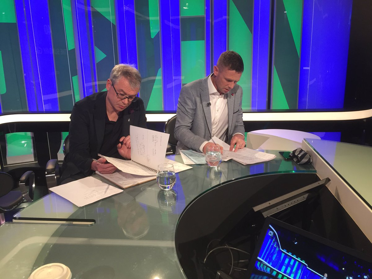Homework almost done ahead of tonight's #SundayGame