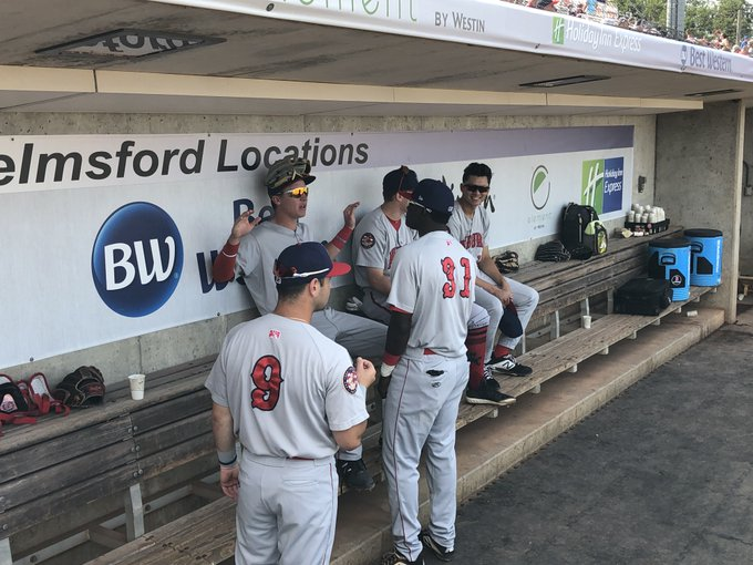 Doubledays drop second straight in Lowell, 3-2