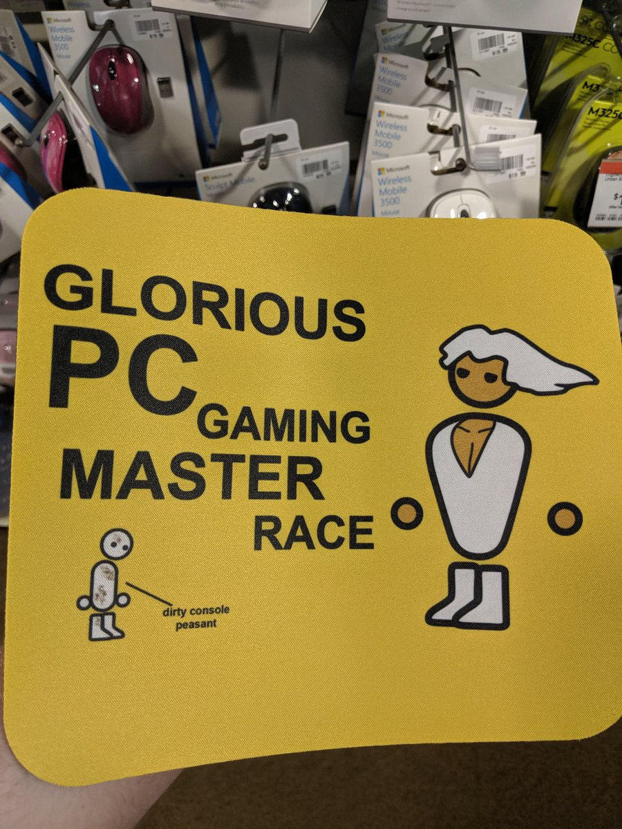 pcmasterrace tagged Tweets, Videos and Images | Twitock