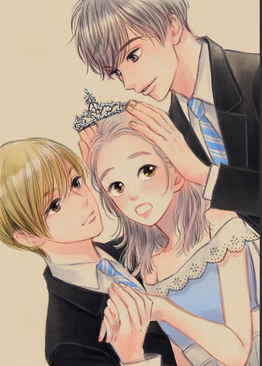 Yuuki Chan على تويتر Manga Meetotaku مانجا جديدة