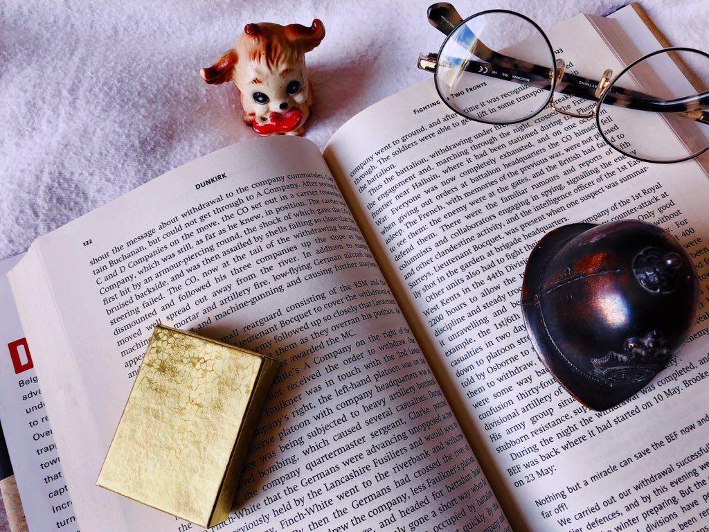 #BookReview of Dunkirk: Retreat to Victory >>  https:// buff.ly/2Ii6yrC      @blogspacert @LovingBlogs @BibliophileRT @PLBChat  #BookBlogRT #BEECHAT #LittleBlogRTs #InfluencerRT #WW2History #WW2 #History #Dunkirk #HistoricalNonFiction #NonFiction #BookBloggers #Bookish<br>http://pic.twitter.com/l59x7wnSQV