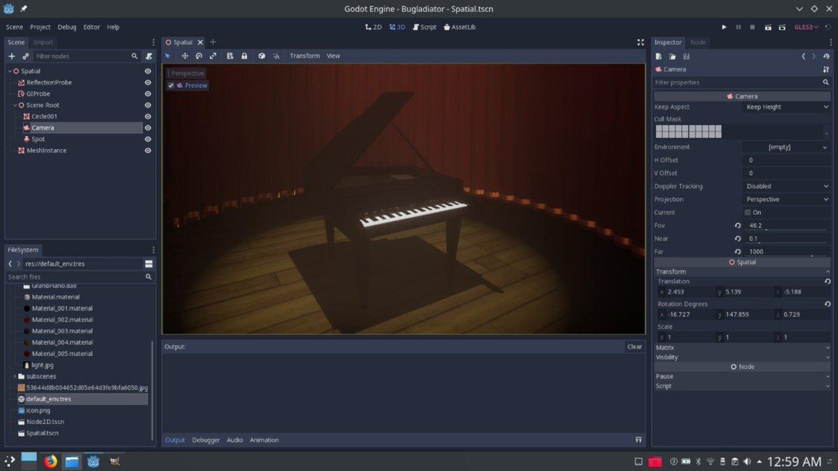 BLENDER EEVEE - Eevee test - OpenGL renders very different from the