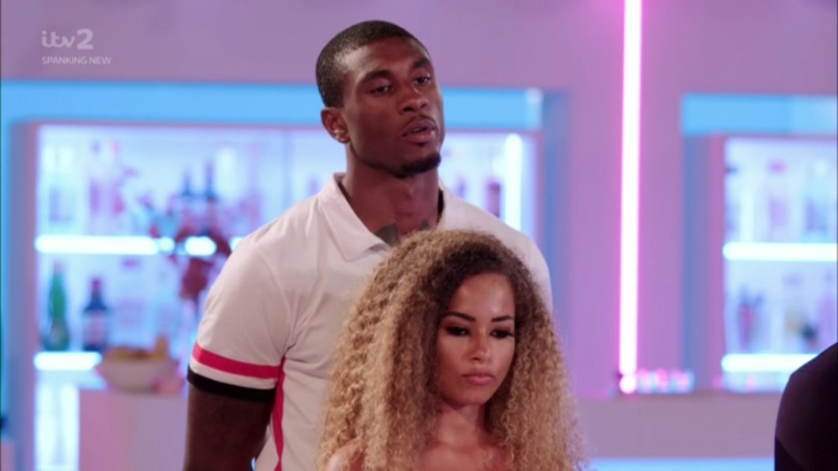 These lot need to stop fighting their connection #loveisland