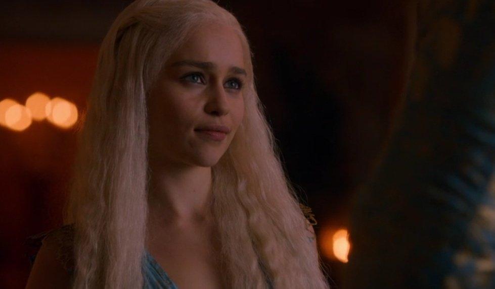 Гифка королева драконов