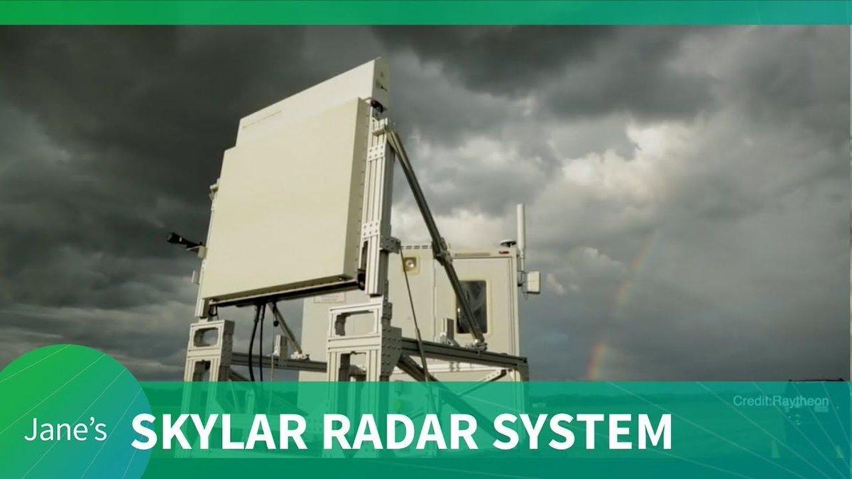 Paris Air Show 2019: Raytheon's new Skylar radar system https://buff.ly/2RX9Ymr @Raytheon #parisairshow2019 #ParisAirShow