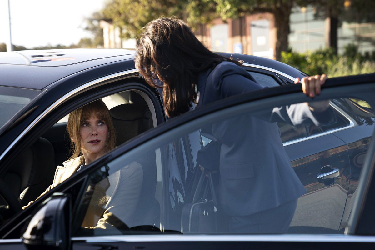 I wrote most of this week's #BigLittleLies essay — about how weird it is that David E. Kelley is the writer on this show — before the Andrea Arnold news made things even weirder: https://www.rollingstone.com/tv/tv-recaps/big-little-lies-season-2-episode-6-bad-mother-856371/ …