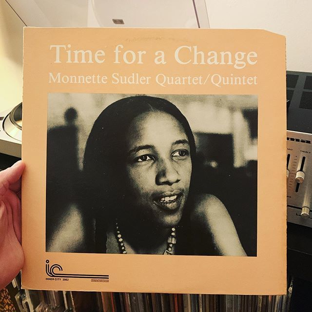 Monnette Sudler Quartet/Quintet -Time for a Change  Innercity Records (1977) (recorded in 1966)  #monnettesudler #timeforachange #innercityrecords #jazzvinyl #jazzrecords #jazzlove #recordcollecting #letuslove https://ift.tt/2YOzAEC pic.twitter.com/TU6cDXliQa