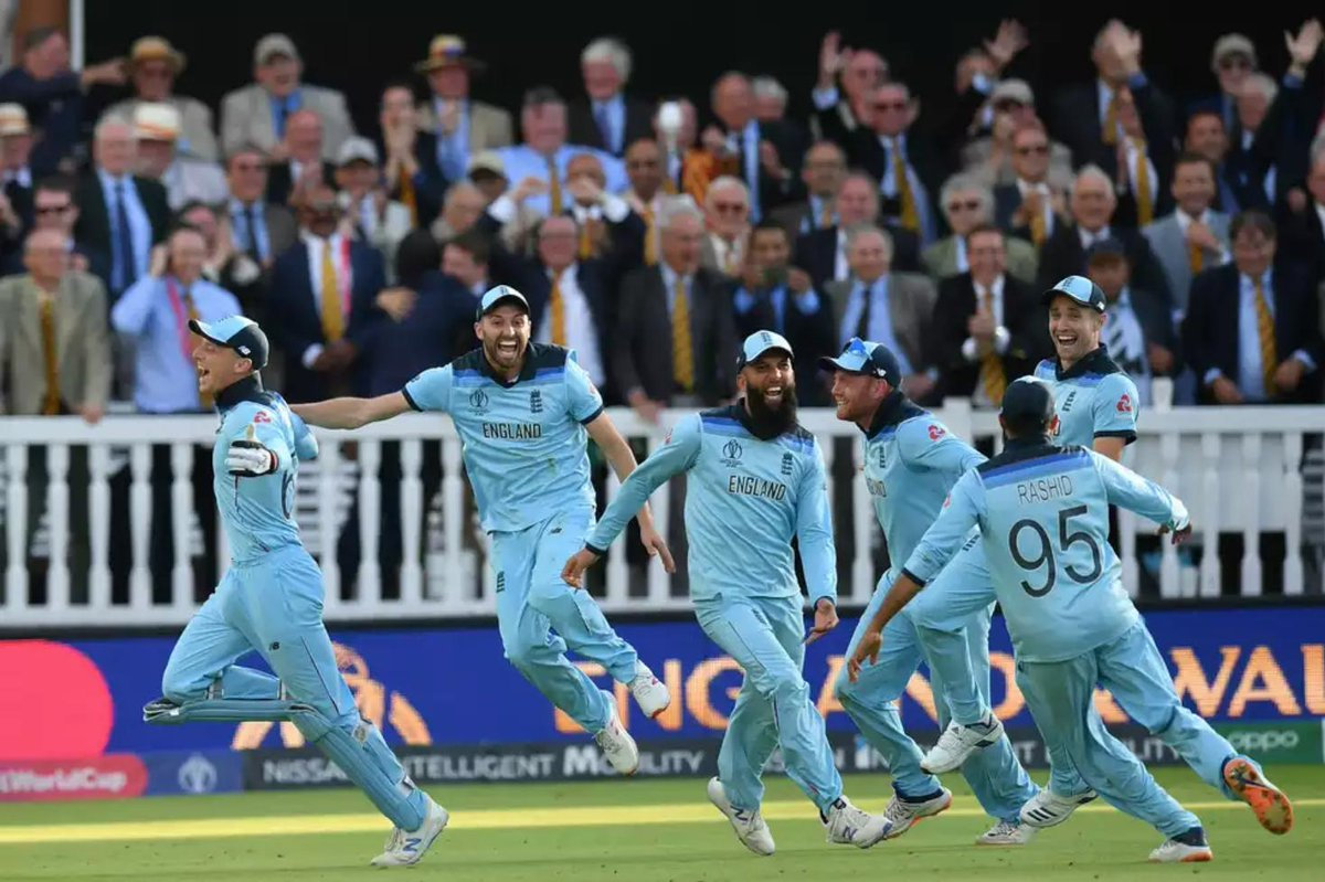 This is why    https://www. cricbuzz.com/cricket-news/1 08959/icc-cricket-world-cup-2019-england-cricket-team-new-zealand-final-world-champions  …  #CWC19  #EngvAus #CWC19Final<br>http://pic.twitter.com/ET9CJGqt30