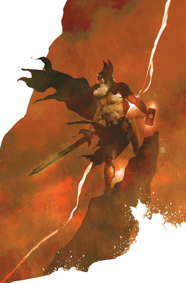 King. #Thor