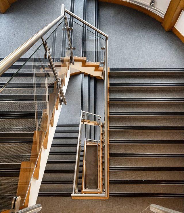 Some stairs  #stairs https://t.co/cnzC6uQgDs https://t.co/SbHGmhA15D