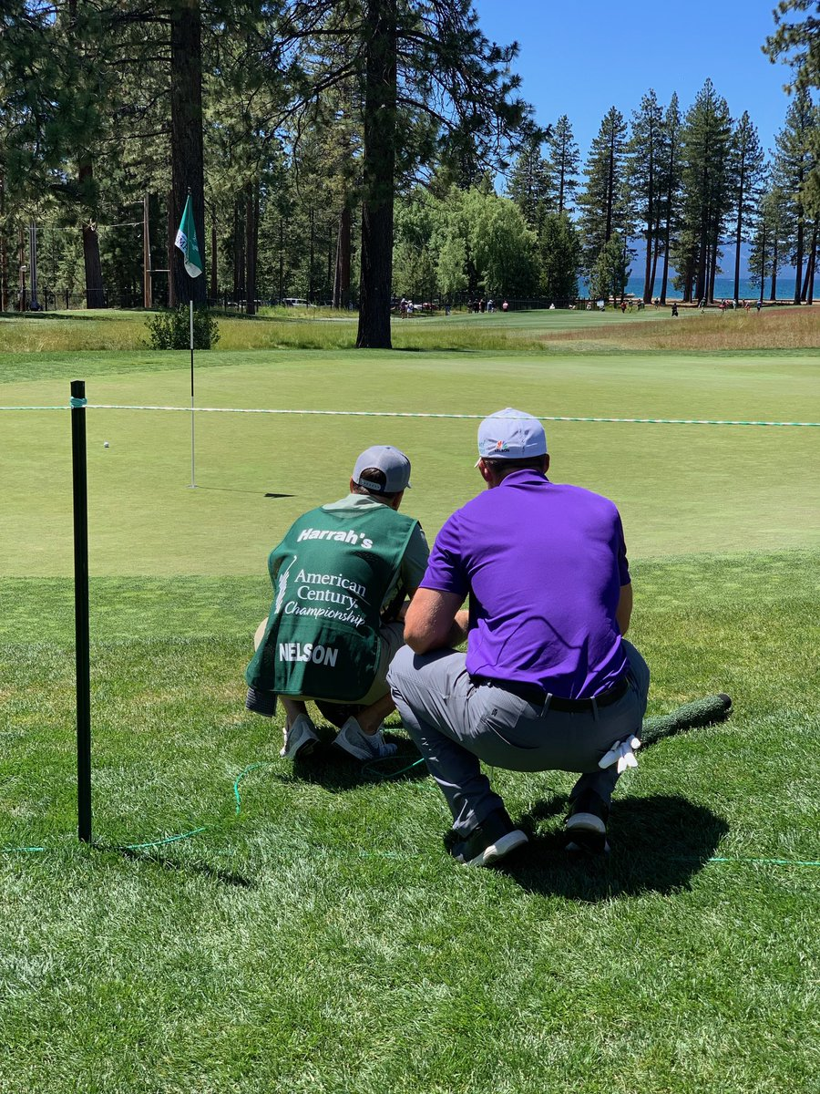 Not only a great friend but also a great caddy. Thanks @weirnateatc for carrying my clubs and giving me the read for birdie. @ACChampionship #ACCGolf https://t.co/BKGnabCMTB