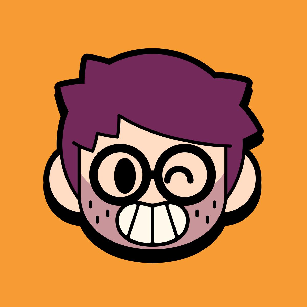 New profile pic.. who dis?  #avatar #vector #illustrator #vectorart #portraits<br>http://pic.twitter.com/Z60PFHw7hK