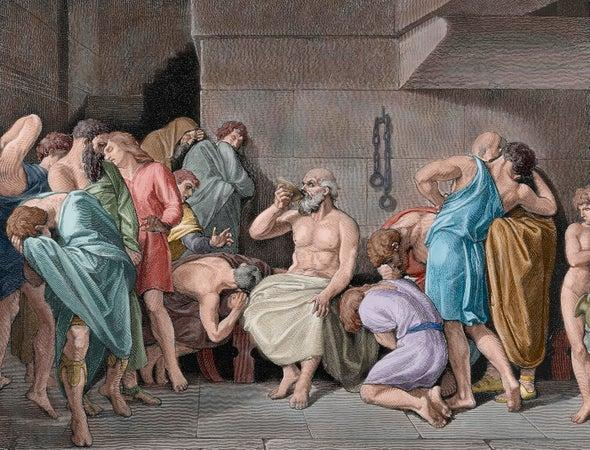 Socrates' critique of 21st-century neuroscience: The ancient thinker saw limits to what natural science can tell us about ourselves  http:// bit.ly/2jQpgwR    <br>http://pic.twitter.com/Bf7MaMJQm7