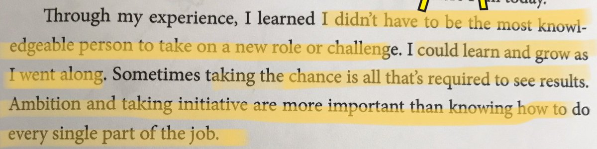 Such a great reminder from @drorzel in #EmpowerOurGirls by @mradamwelcome & @TheColon_s. 👏🏼 💪🏻