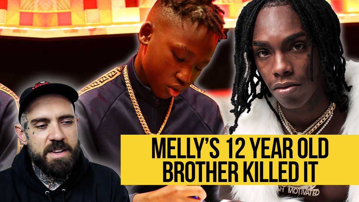Melvin & Melly 2 Face 🌗 (@YNWMelly) | Twitter