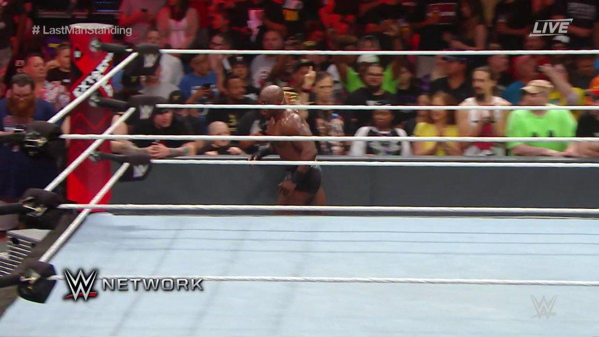 @WWE's photo on #LastManStanding